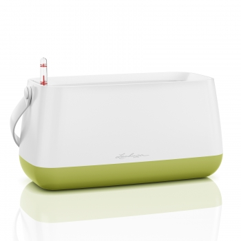 Lechuza Bag Yula White/Green